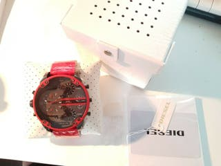 Reloj Diesel, nuevo, sin uso, con caja