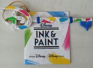 llave disney ink & paint