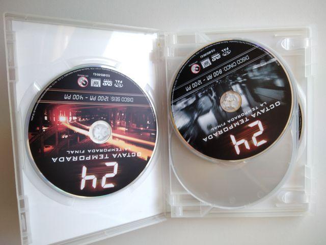 24 Temporada 8 Completa DVD