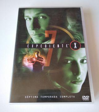 Expediente X Temporada 7 Completa DVD