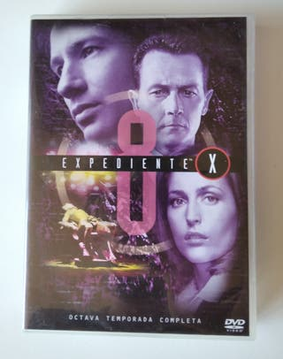 Expediente X Temporada 8 Completa DVD