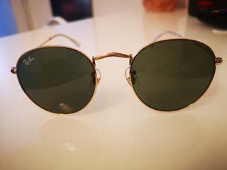 gafas de sol ray ban round metal rb3447