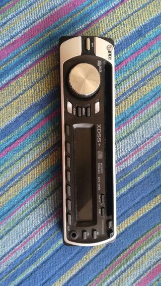 caratula extraible de radiocd LG LAC2900RN