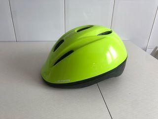 Casco niño para bici 52-56 cm