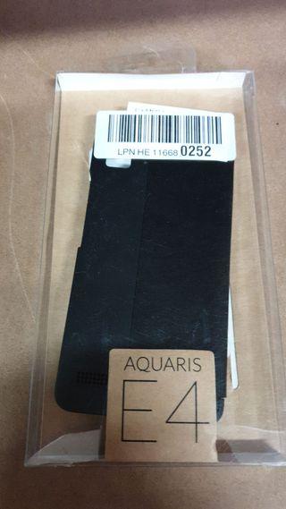 Funda BQ Aquaris Duo Cover E4