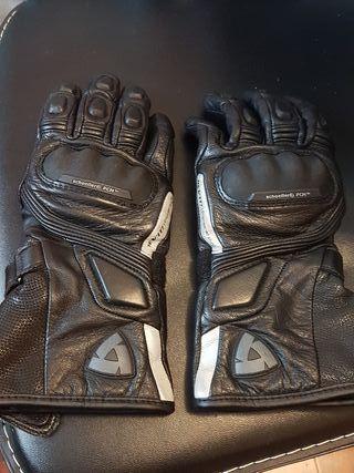 guantes moto invierno Revitt talla S