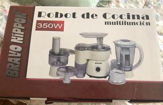Robot de Cocina Multifunciòn