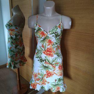 Vestido floral verano