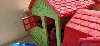 SMOBY casita niños