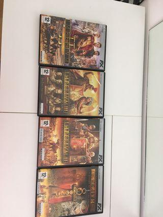 Pack de Juegos Imperium
