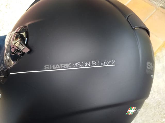 Casco SHARK VISION R - SERIE 2
