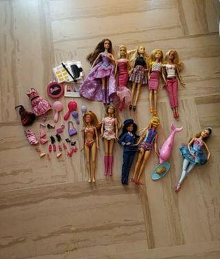 lote Barbie