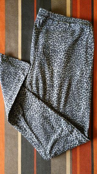 Leggins leopardo