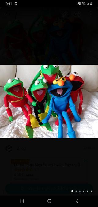 Marionetas artesanales
