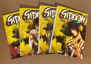 Manga Cómic Sidooh