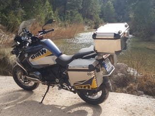 bmw 1200gs adventure