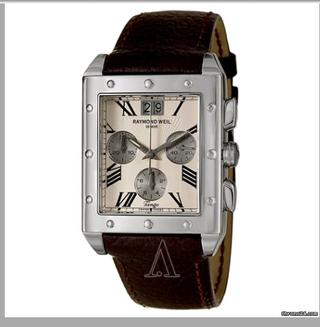reloj raymond weil modelo tango