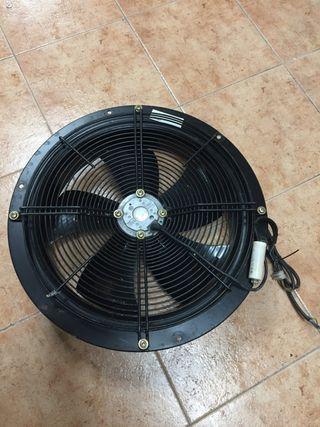Ventilador industrial - extractor