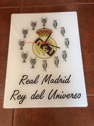 Reloj pared Real Madrid