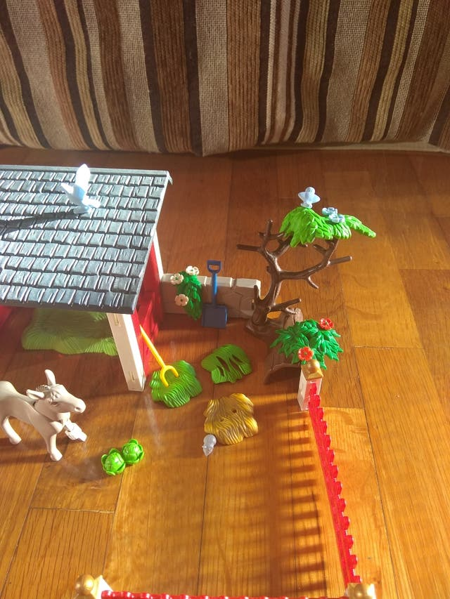 Estación de cuidados al aire libre, Playmobil 5531