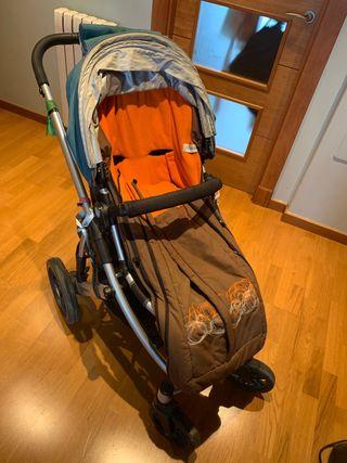 Carro bebe Uppababy
