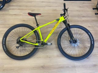 Bicicleta Montaña de Carbono (Nueva) Bergamont