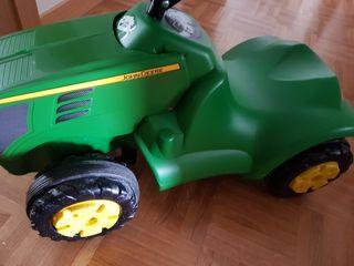 Tractor niño, niña Fendit rolly minitrac