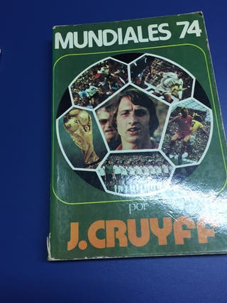 Libro Johan Cruyff