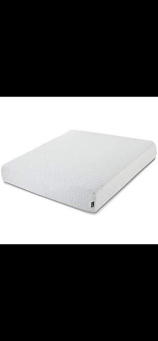 MEMORY FOAM FULL FOAM MATTRESS-NO SPRINGS 10 INC