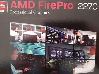 Tarjeta Grafica AMD FirePro 2270 x1