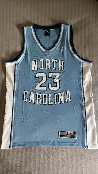 Camiseta North Carolina - Michael Jordan