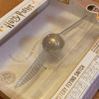 Harry Potter : Mystery Flying Snitch