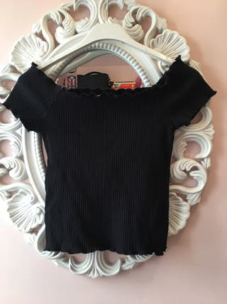 Zara-TRF- Camiseta canale