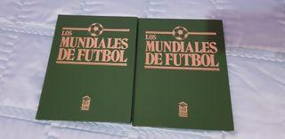 Colección Mundiales de Fútbol (Sedmay)