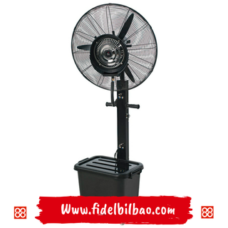Ventilador nebulizador FM CI-260-N Altura 178 cm
