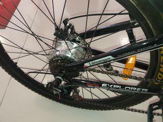 """Bici electrica 26"""" plegable nueva"""