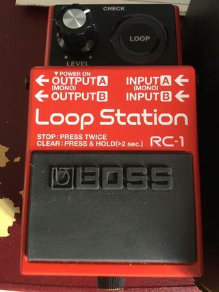Loop boss