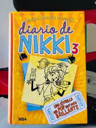 El diario de Nikki 3