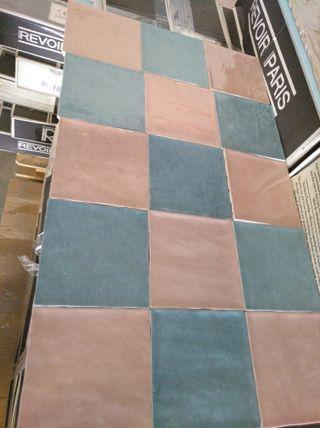 azulejo porcelanico 10 X10 modelo 3