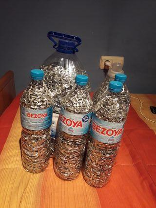 Chapas de latas