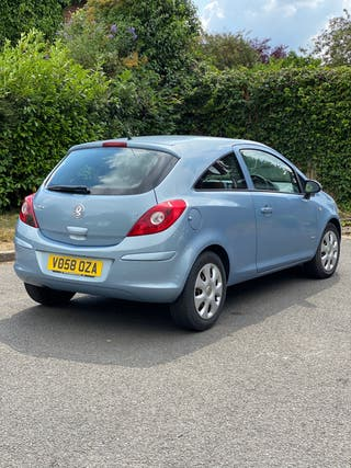Vauxhall Corsa 2009