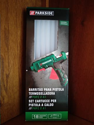 Barritas para pistola termoselladora
