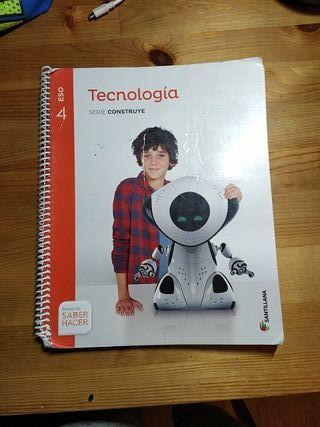libro tecnología 4º eso