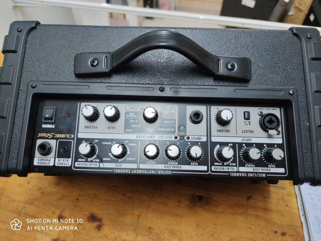 Amplificador Roland Cube Street