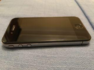 iPhone 4 32gb libre. Negro.