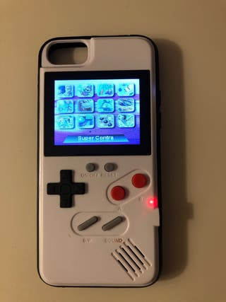 Funda game boy para iPhone 6