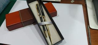 Bolígrafo y AbreCartas vintage real Nuevo
