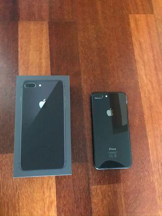 iPhone 8 Plus 64Gb. Negro.