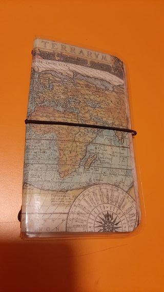 Midori-cuaderno vintage