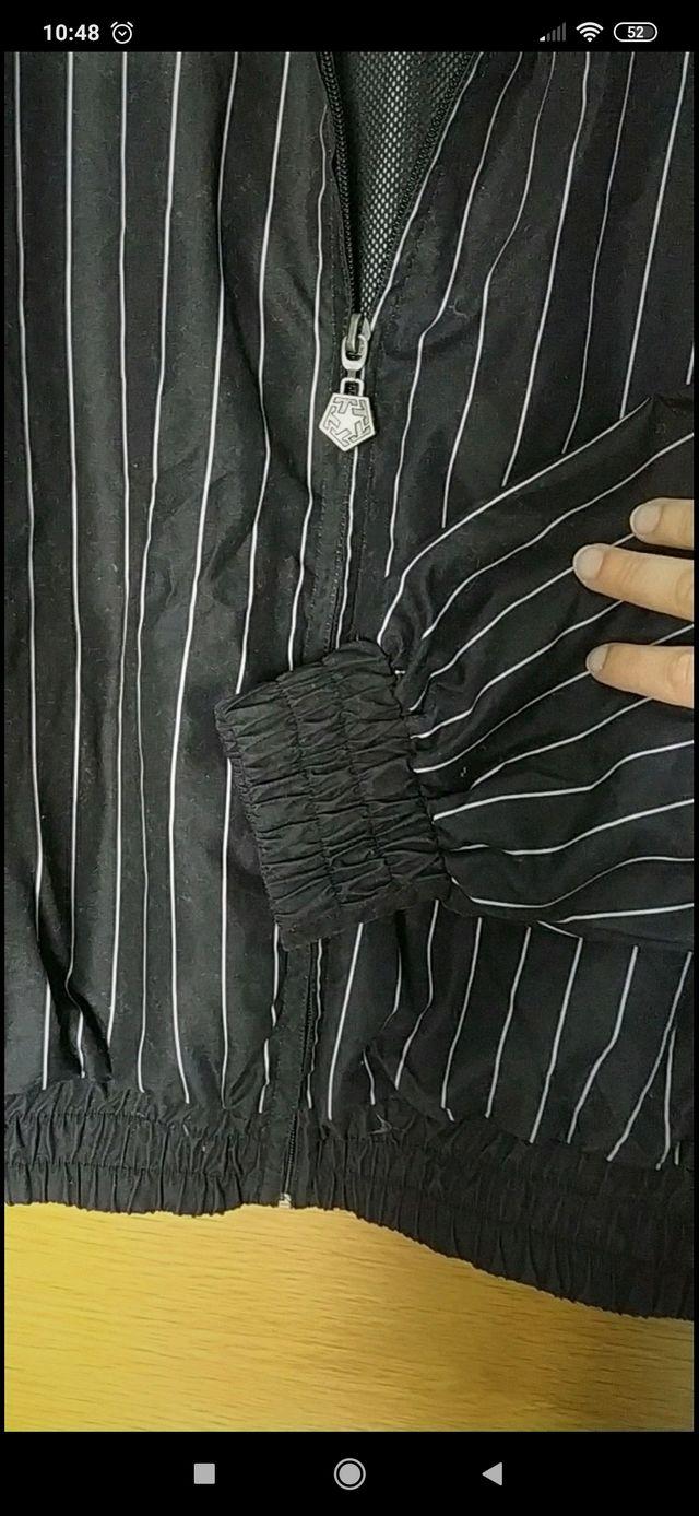 chaqueta hombre tribal